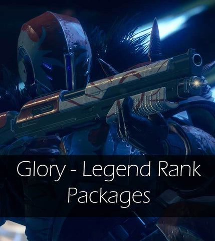 Glory - Legend Rank Packages