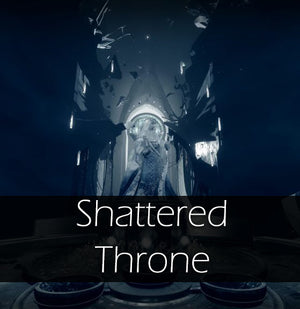 Forsaken - Shattered Throne Dungeon