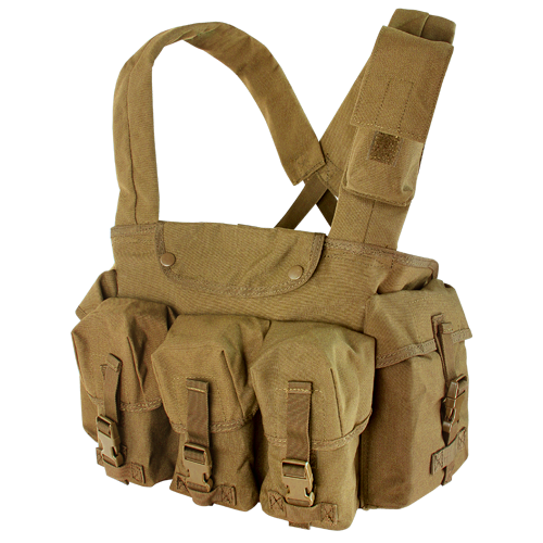 Condor 7 Pocket Chest Rig (Select Color)
