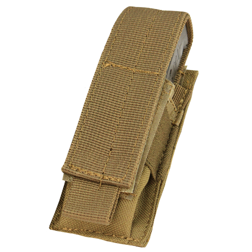 Condor Single Pistol Mag Pouch (Select Color)