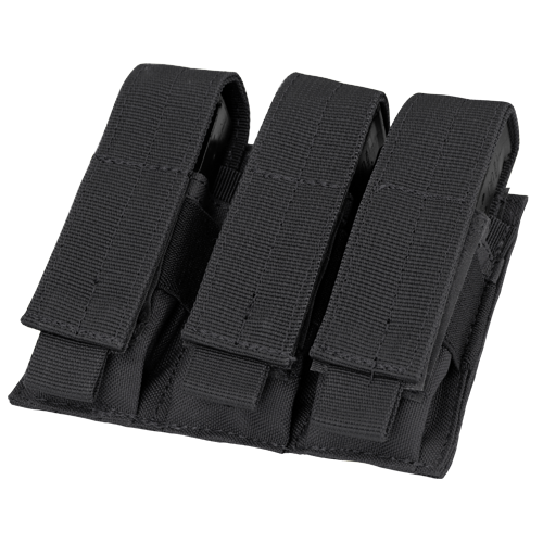 Condor Triple Pistol Pouch (Select Color)
