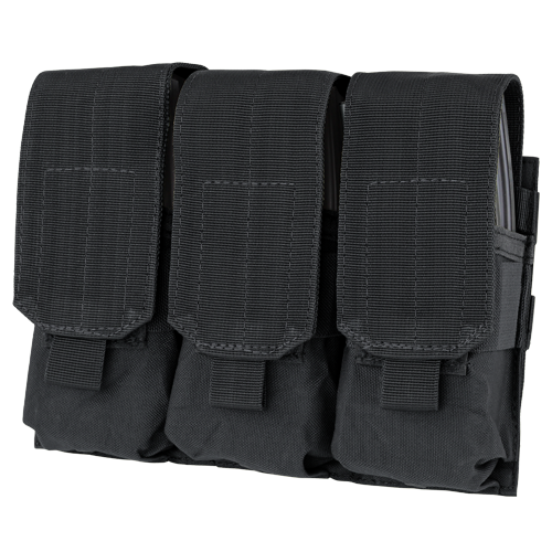 Condor Triple M4 Closed Top Pouch (Select Color)