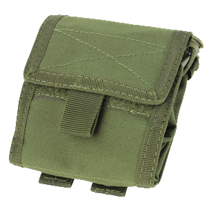 Condor Roll Up Dump Pouch (Select Color)