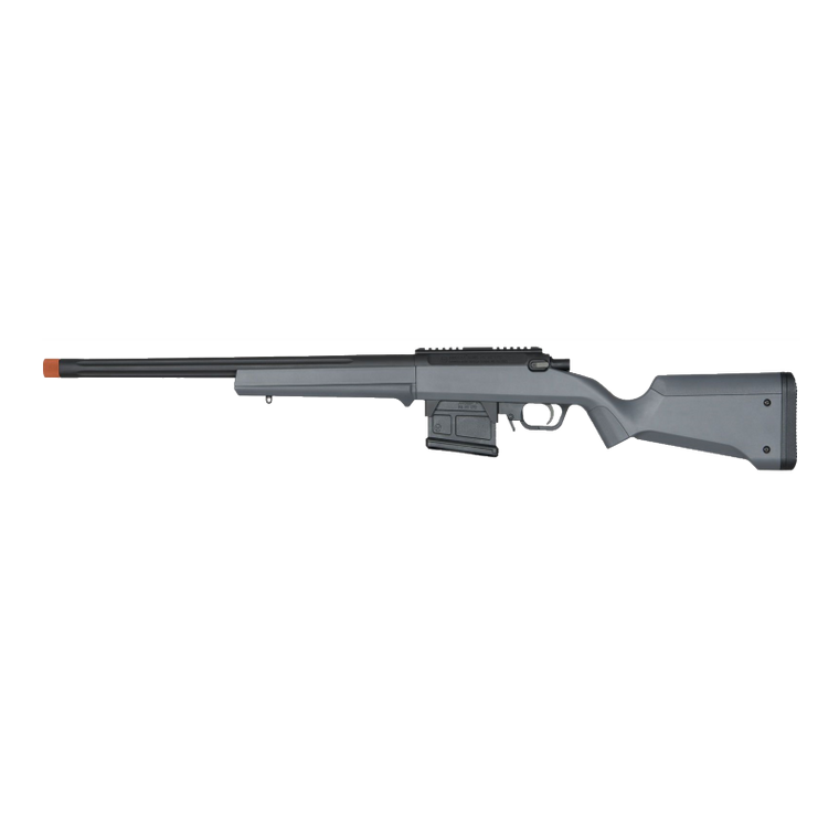 Amoeba Striker S1 Gen2 Bolt Action Airsoft Sniper Rifle (Grey)