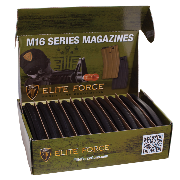 Elite Force 140rd Midcap for AEG M4/M16 (Tan)