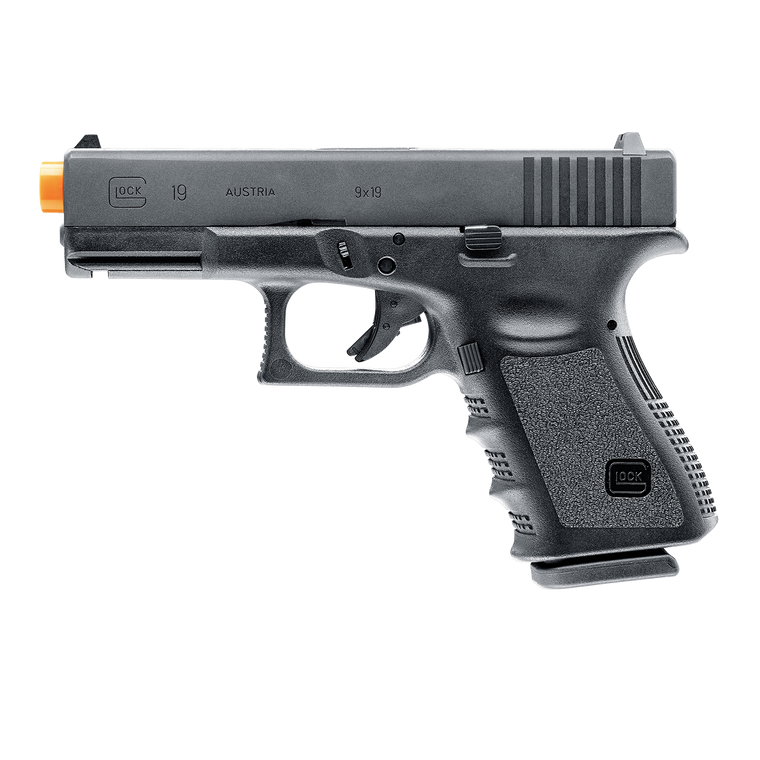 Elite Force Licensed Glock 19 Gas Airsoft Pistol