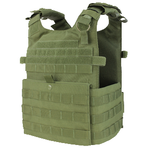Condor Gunner Plate Carrier (Select Color)