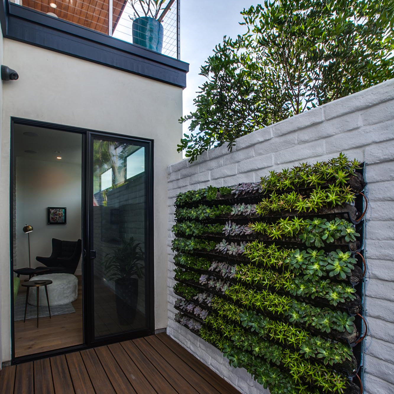 Vertexx® Living Wall Systems- Irvine, CA