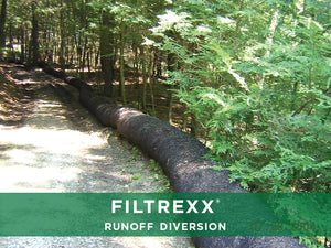 Filtrexx, Runoff Diversion