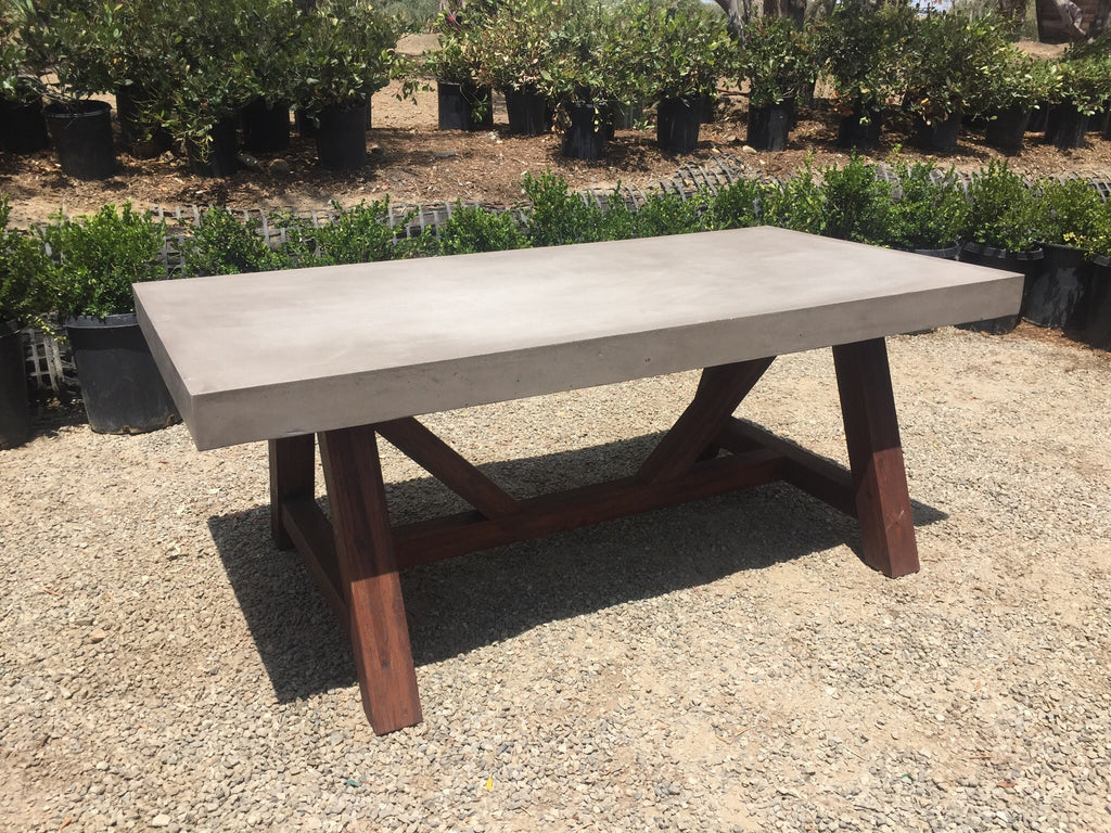 Ballast Table, Acacia, SM