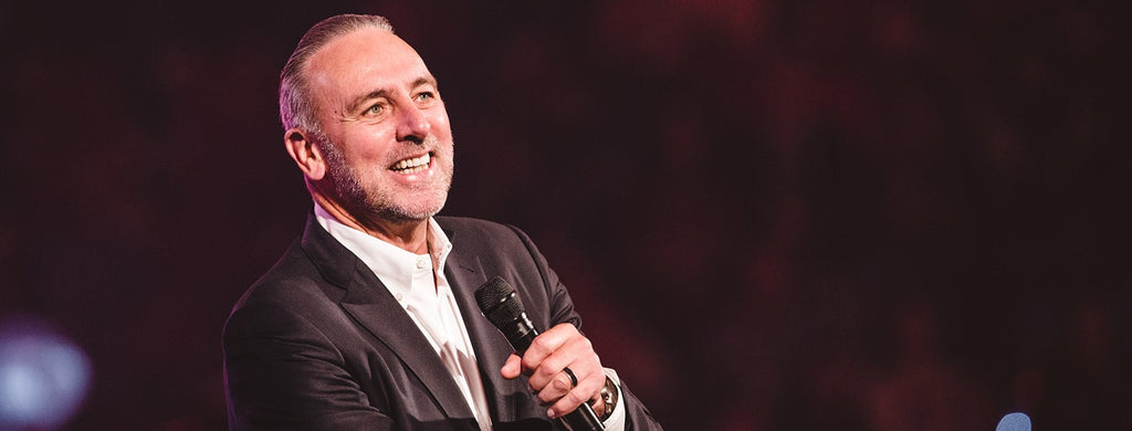 Insight! From Pastor Brian Houston, Hillsong Church.