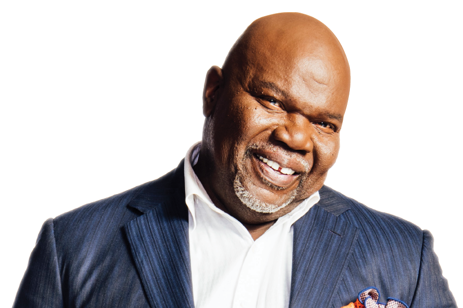TD Jakes at Lions Roar