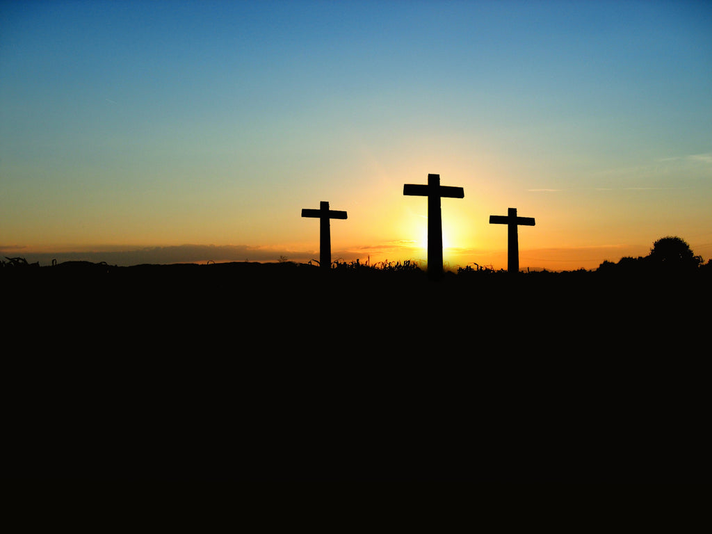 Good Friday: His Love Rumbles On