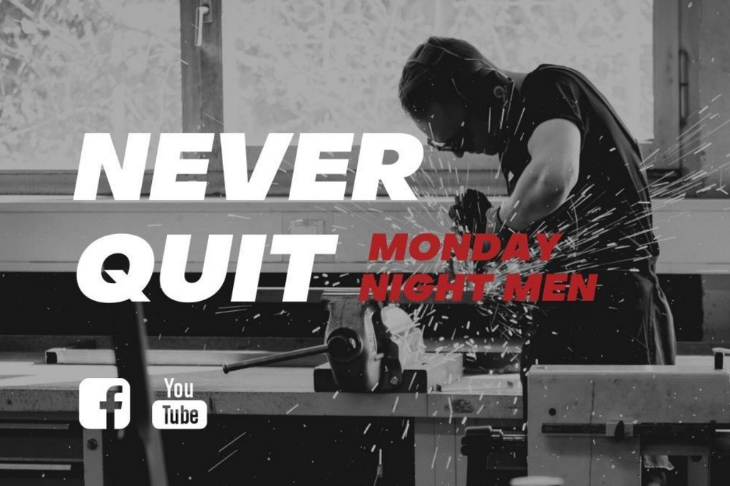 MNM - Never Quit - Lesson Two (Chapter 3)