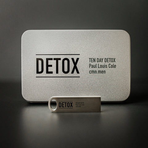 TEN DAY DETOX - Normally $50--Now $30 (We just took another $5 off)