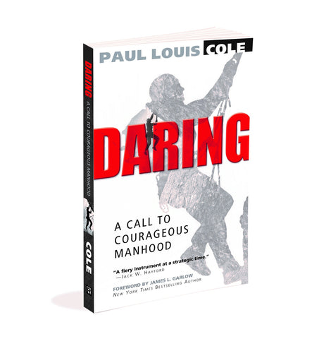 DARING: A Call to Courageous Manhood Digital Book
