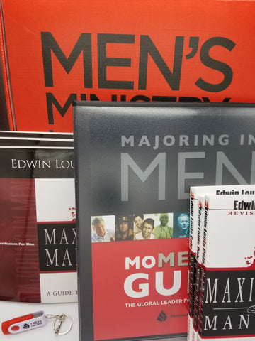 Majoring in Men MoMENtum Guide Launch Kit