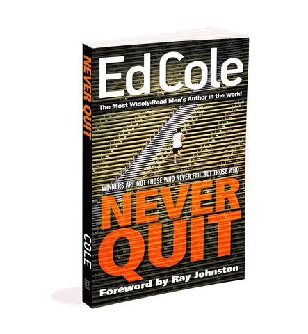 Never Quit - Digital Book