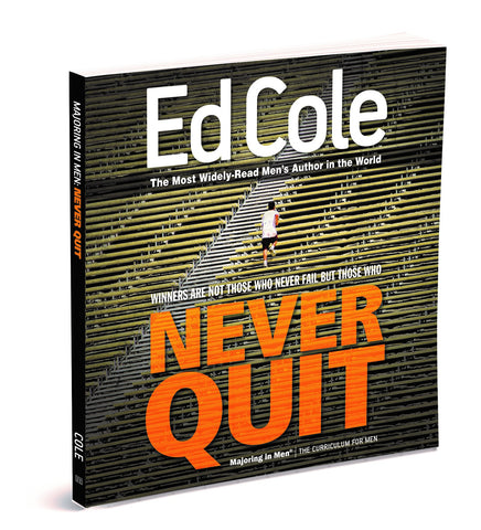 Never Quit - Digital Workbook