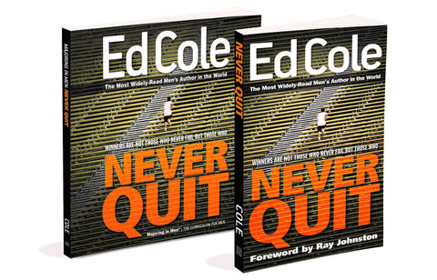 Never Quit Curriculum Set