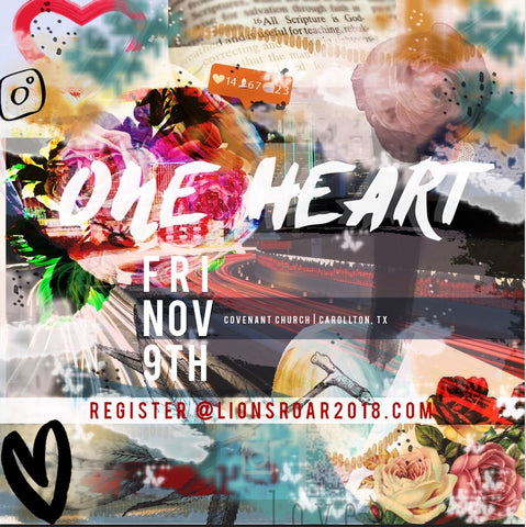 Lions Roar 2018 One Heart Women's Registration
