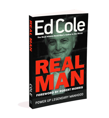 Real Man - Digital Book