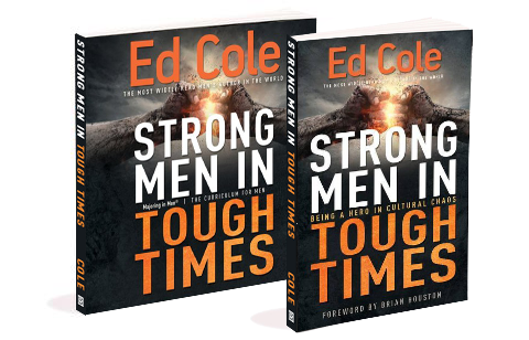 Strong Men in Tough Times Curriculum Set