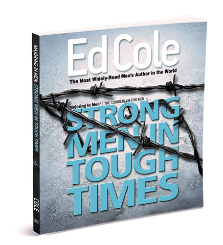 Strong Men in Tough Times - Digital Workbook