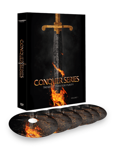 Conquer Series Vol 1  6-DVD Set