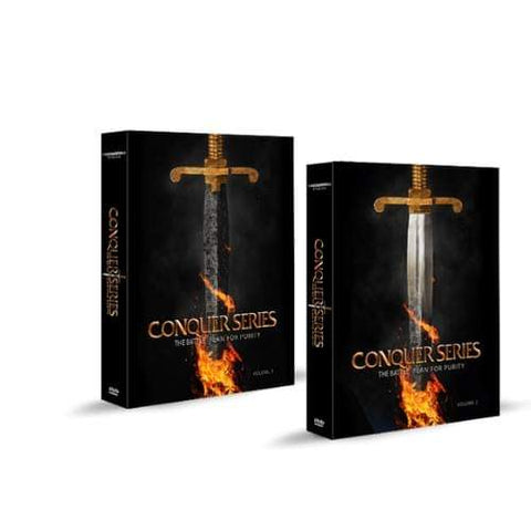 Conquer Series DVD Sets Volume 1 & 2