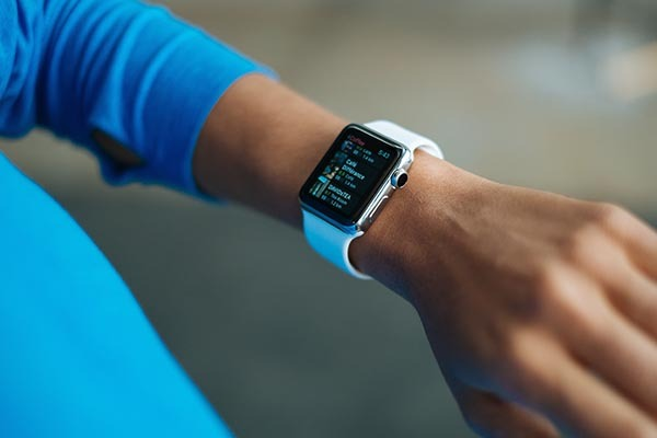 Spring Health and Fitness Trends - Wrist Watch