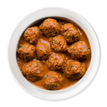 Kofta Turkey Meatballs