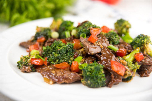 Asian Beef & Broccoli