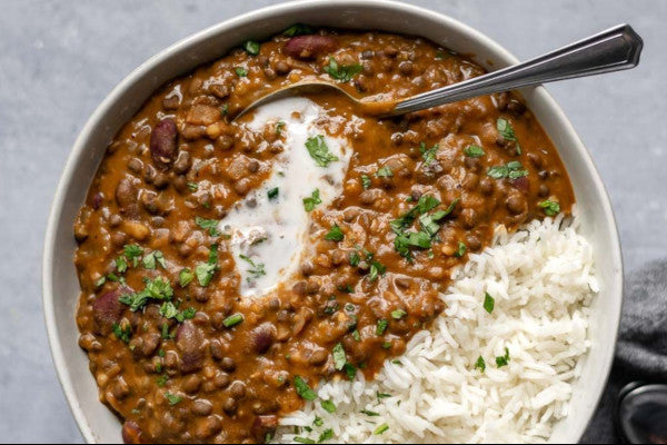 Indian Dal Makhani w/ Jasmine Rice *NEW*