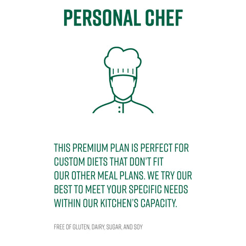 Personal Chef - one time