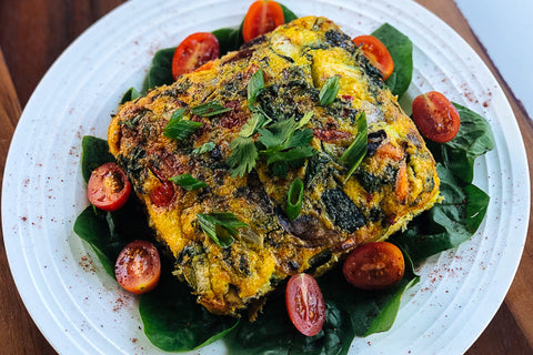 Farm Fresh Egg Frittata