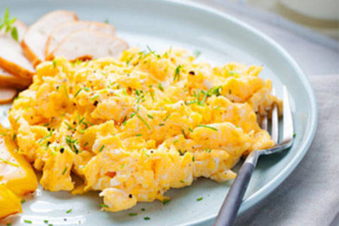Keto Irish Scrambled Eggs