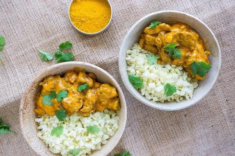 *NEW* Keto Chicken Tikka Masala
