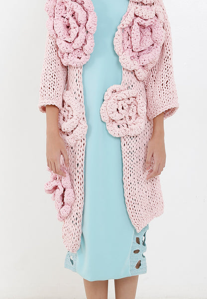 Giant Rosettes Coat