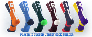 Player ID Custom Sock Builder