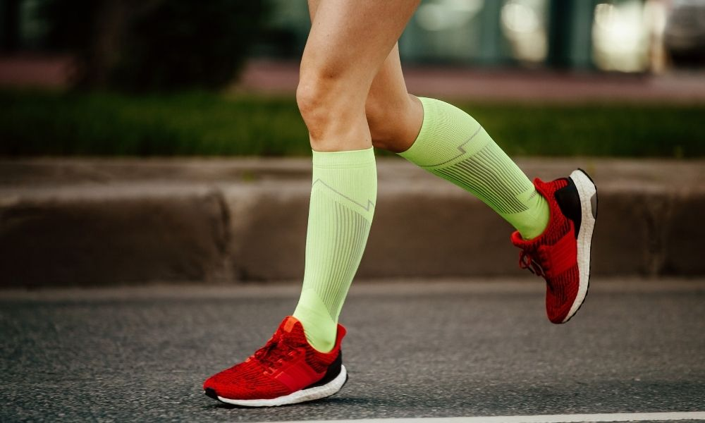 Compression Socks for Running: What's the Deal?