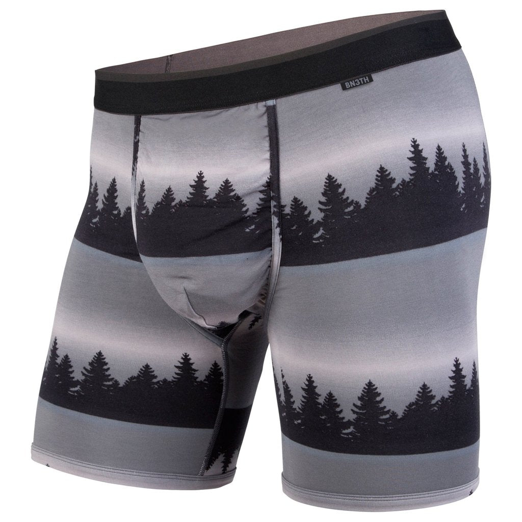 BN3TH (MyPakage) Classic Modal Boxer Brief: Forest Horizon