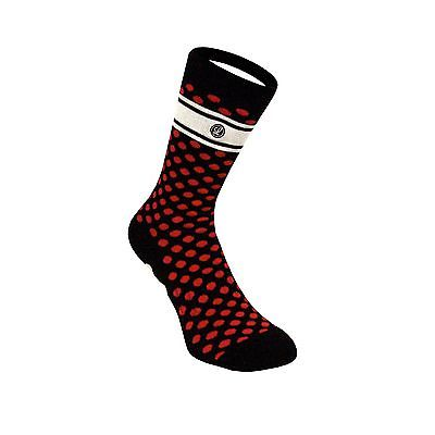Legends Sock Company Dream Team Subs Olive G's Black Red Crew Socks