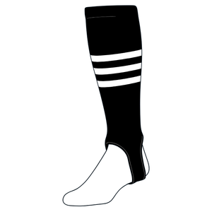 4 inch baseball stirrup (Pattern B) - Mk Trading Co