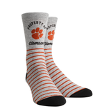 Rock Em Clemson Tigers - Property Heather Crew - LXL (9-13)