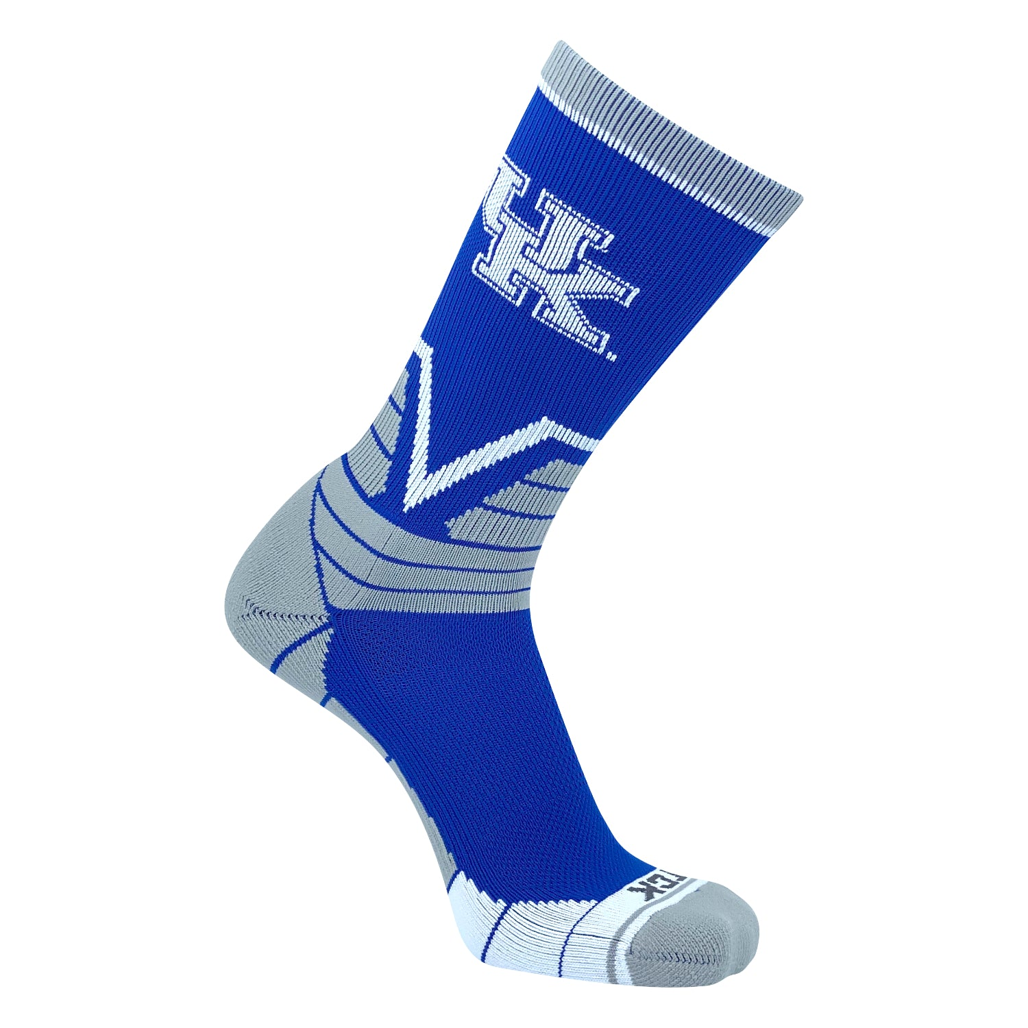 TCK Elite Kentucky Wildcats Victory NCAA Licensed Crew Socks