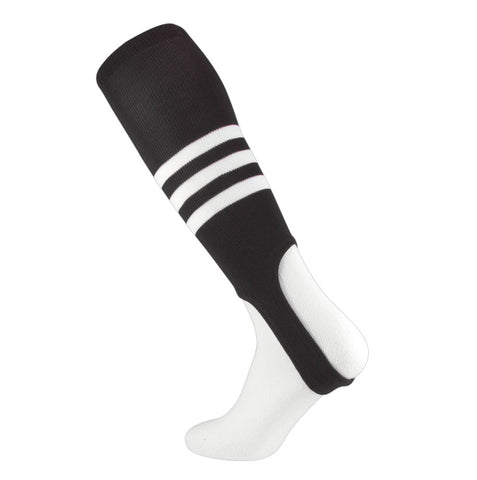 TCK Adult Large 3 Stripe Baseball Stirrups with 7 inch cut