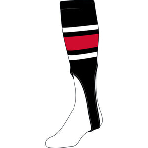 Custom 9 inch knit-in stirrup