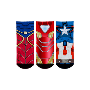 Rock Em Elite Super Hero Toddler 1-2 Yr Old Socks