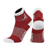 Topsox Alabama Crimson Tide Ankle Socks NCAA Licensed
